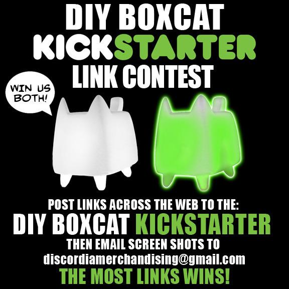 Win 2 BOXCATs! Post Link Http - contest - gavrieldiscordia | ello