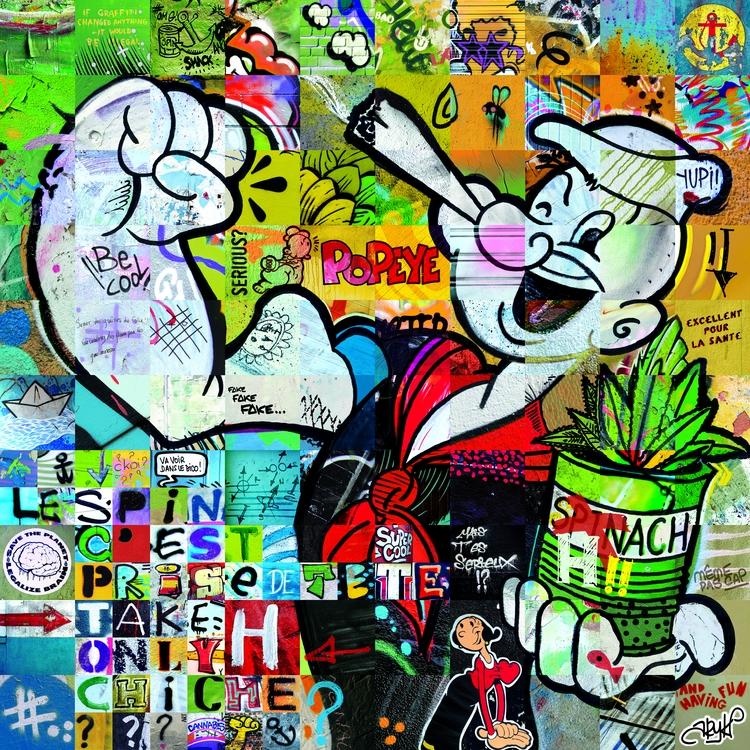 mixture rigorous time creative  - arykpartiste | ello