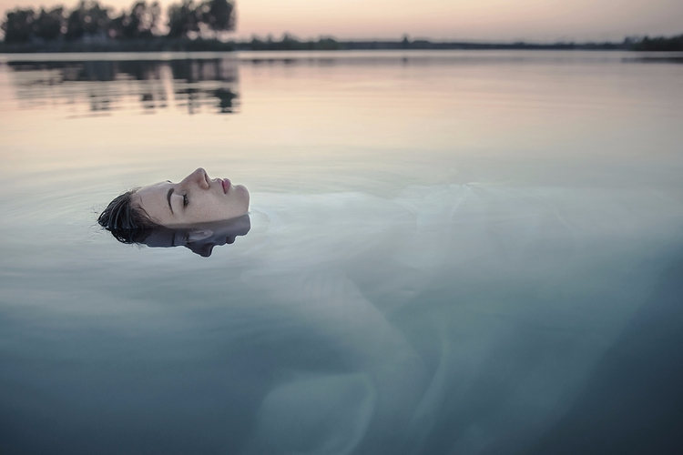 sink deep waters, float surface - anca-a | ello