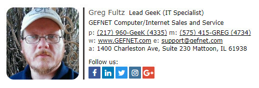 ComputerRepair, TechnicalSupport - gfultz | ello