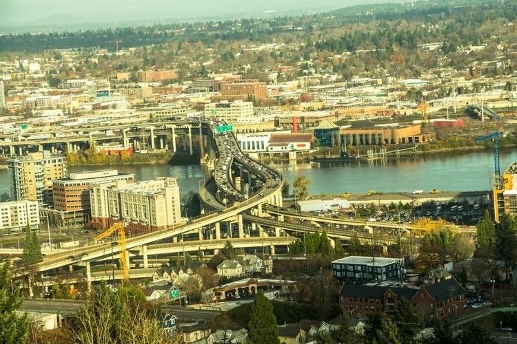 Portland, Oregon - mabding   ello