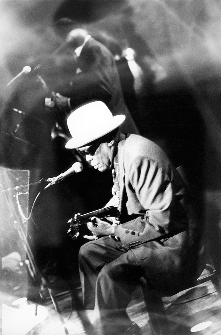 John Lee Hooker - Seattle, Wa E - eadweardyork   ello