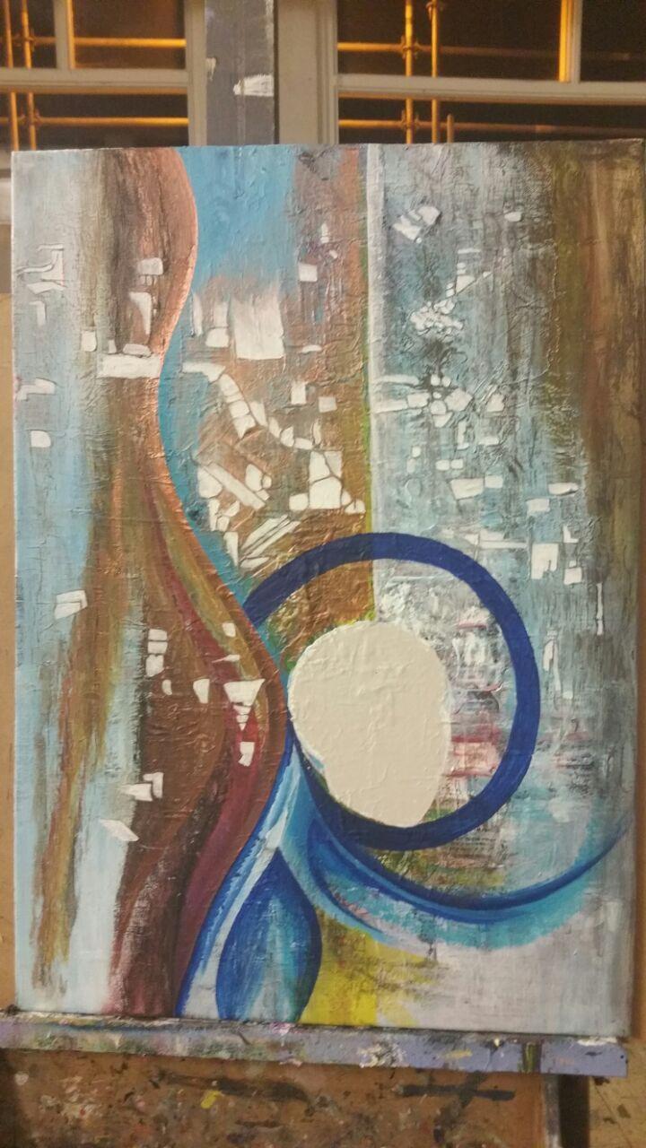 Painting - tzikitina | ello