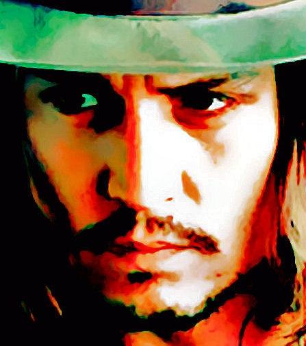 Johnny Depp Special Morphing. F - drakre52 | ello
