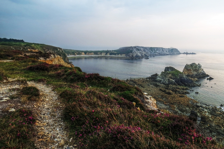 Brittany, France - photography, sea - sonnensegler   ello