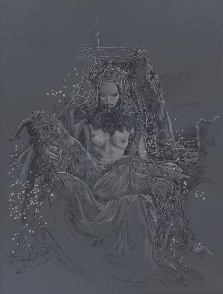 - Pietà impacted time laid eyes - davidstoupakis | ello