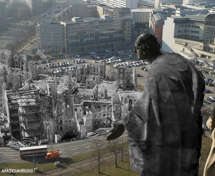 Ghosts War - Dresden, Germany 1 - marcredmond | ello