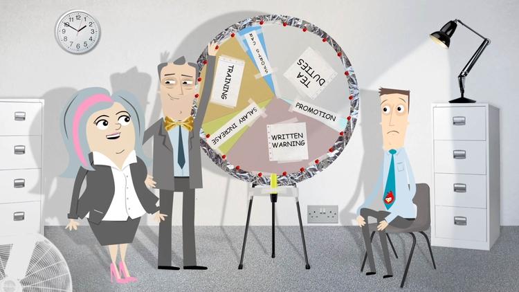 Work Issues - Character-designer - klanimation | ello