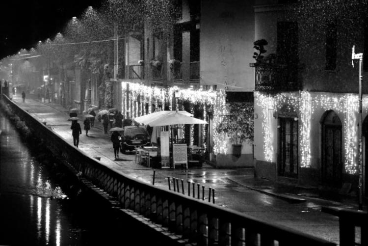 December Milan:snowflake:️:snow - momiroh | ello