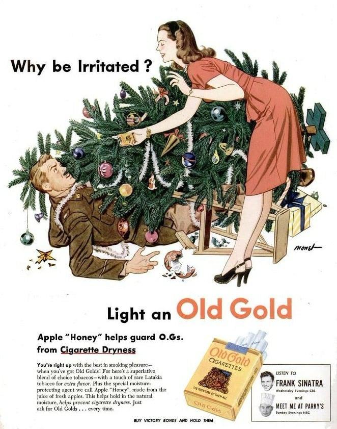 ! Light Gold Cigarette dry dead - robogiggles | ello