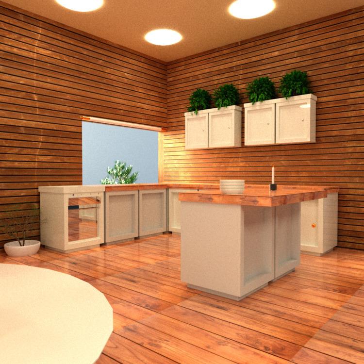 Designing Eco Cabins - Interior - solutuminvictus | ello
