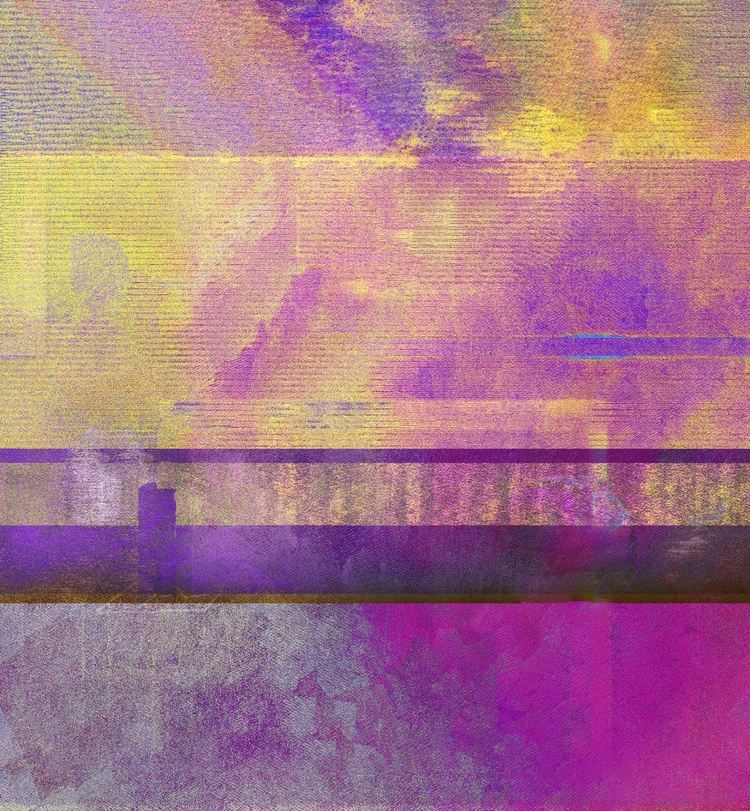 himalayev, digital, glitch, glitchart - himalayev | ello