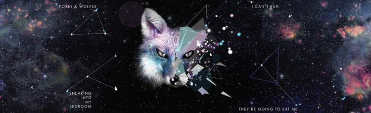 Foxy dreams fox - photoshop, starsign - klanimation | ello