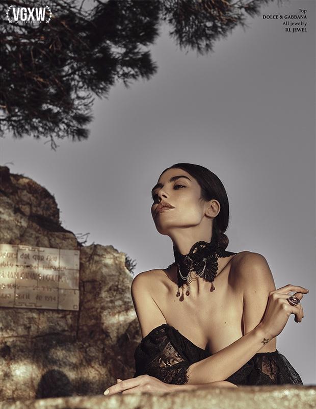 Spanish Heartbeat - virtuogenix | ello