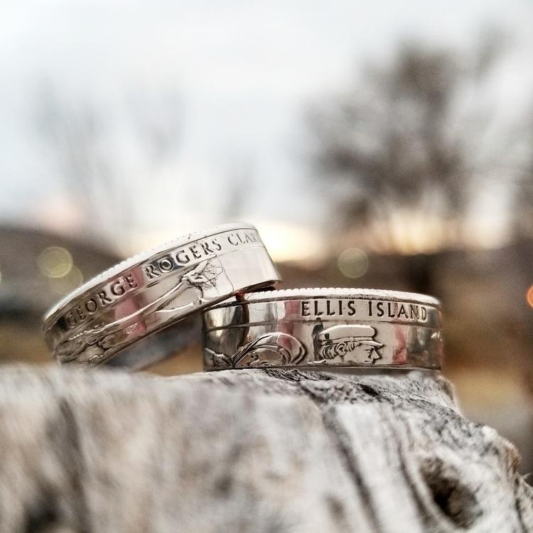 newest National Park Coin Rings - midnightjo | ello