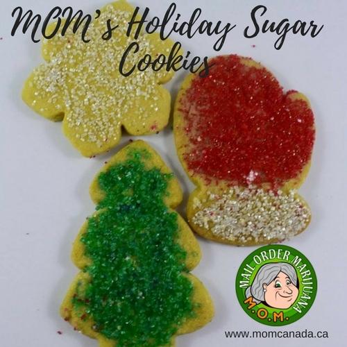 Holiday Sugar Cookies favorites - momcanada   ello