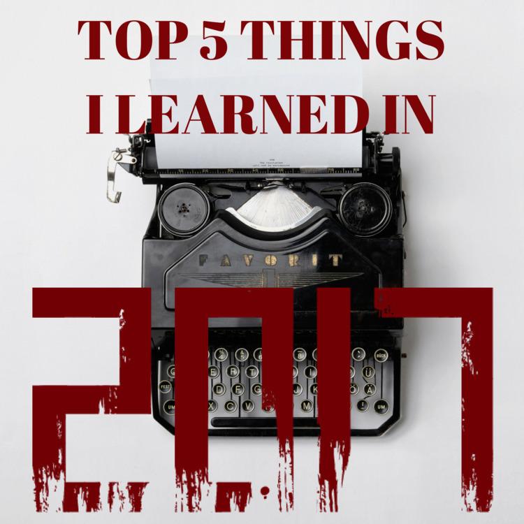 list Top 5 Important Lessons le - cassiecarnage | ello