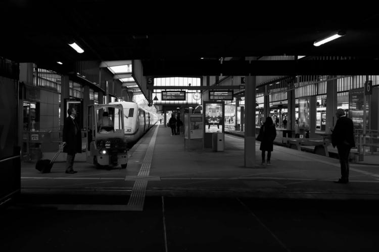 Film school - photography, railways - marcushammerschmitt | ello