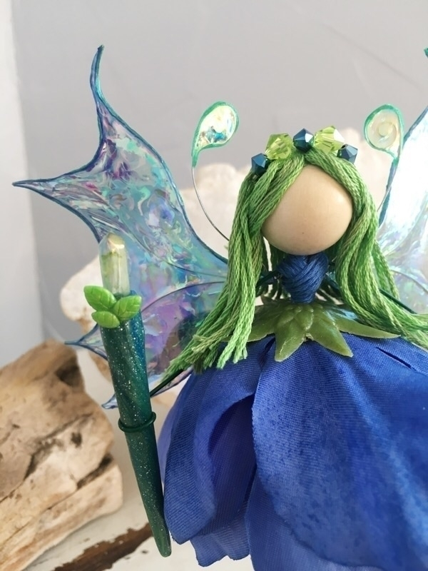 happy time 3 faerie figurines 🧚 - faerieblessings | ello