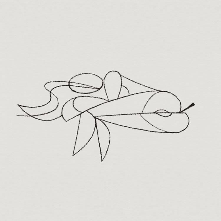 Ass apple?  - ass, girl, woman, drawing - heiniistgegenalles | ello