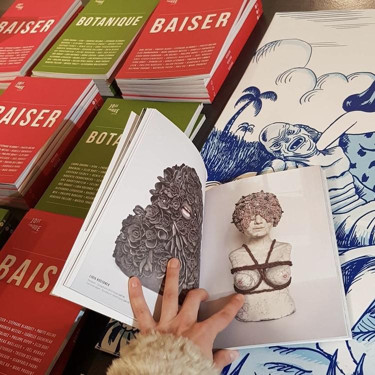 Lancement des beaux livres BOTA - lidiakostanek | ello