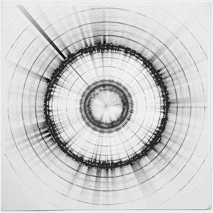 Collage: Earth, Sputnik-1, Sun  - thedotisblack | ello