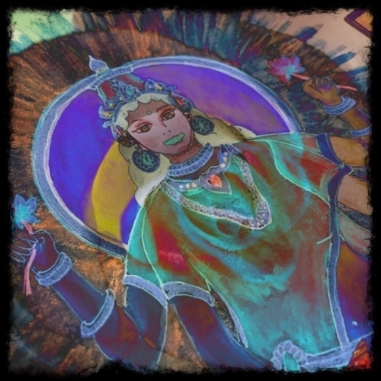 Lakshmi Dreams Dance... Madhavi - madhavidevi | ello