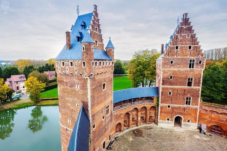 Beersel Castle Beersel, Flemish - hsphotos | ello