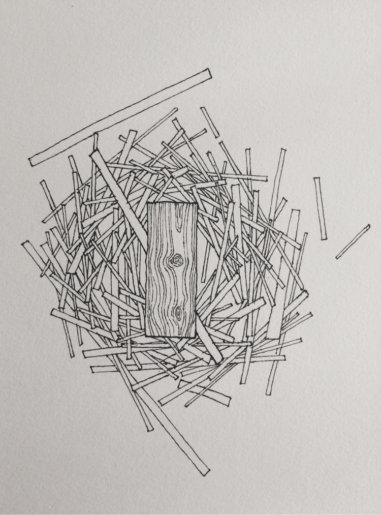 Composition Original piece Pen  - ricardo_acosta | ello