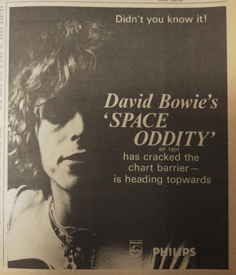 NME clippings David Bowie happe - head-gardener | ello
