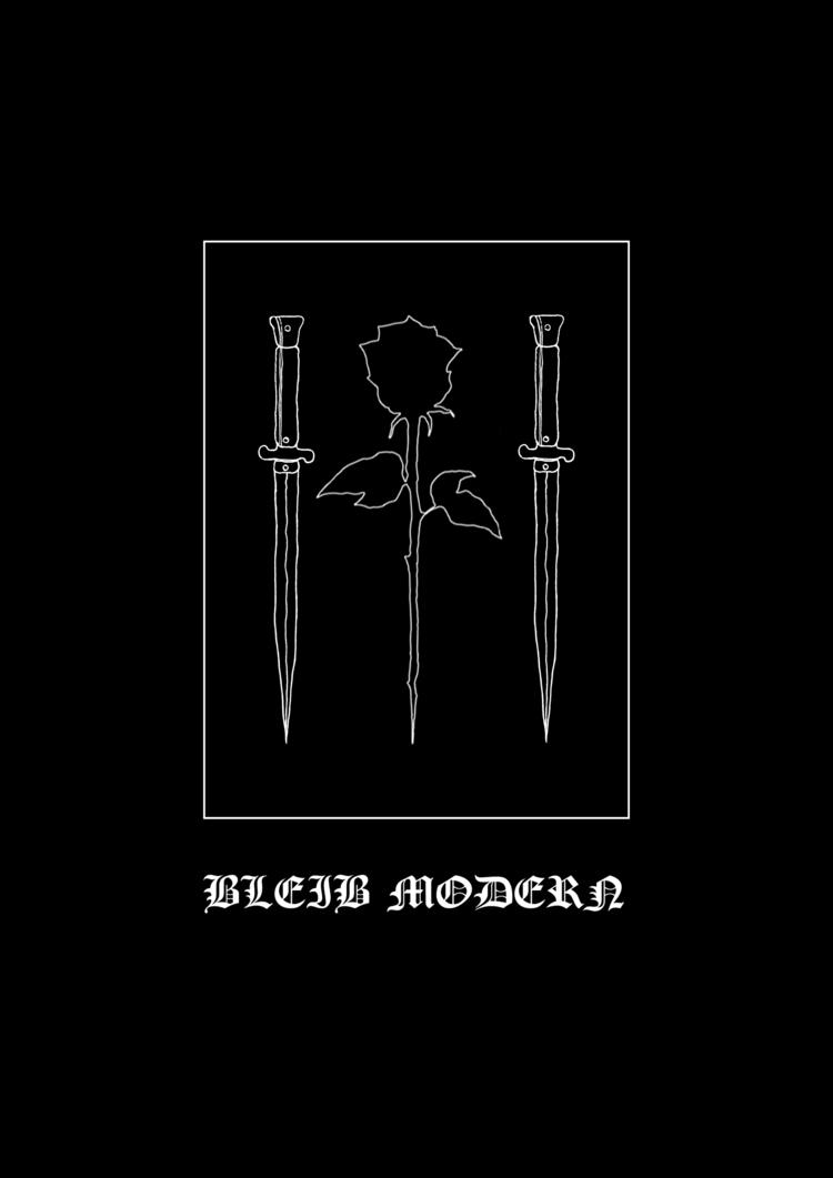 Artwork Blieb Modern band, Berl - mindruiner | ello