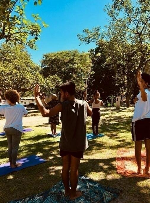 Kemetic Yoga Afrika Centro - PoseofMin - omobinrintioorun | ello