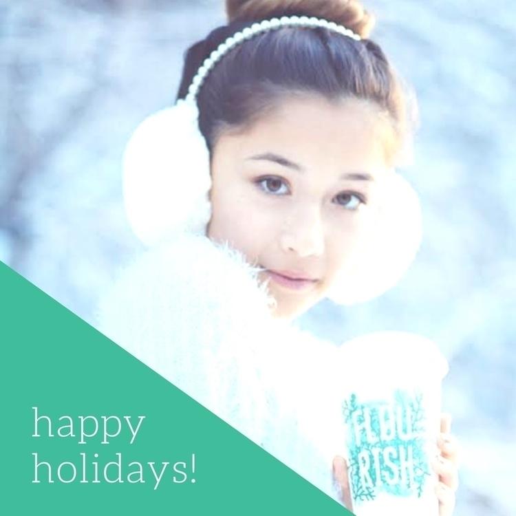 Happy Holidays friends Myriad C - myriadchildmagazine   ello