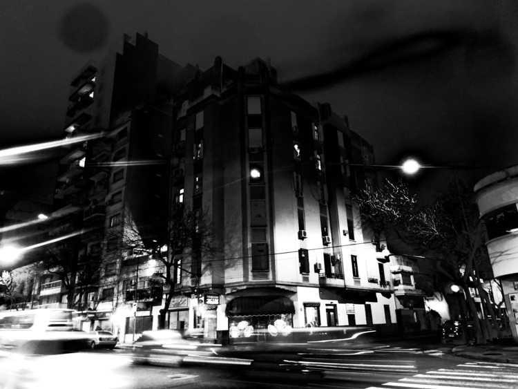 blackandwhite, city, photo - gambande | ello