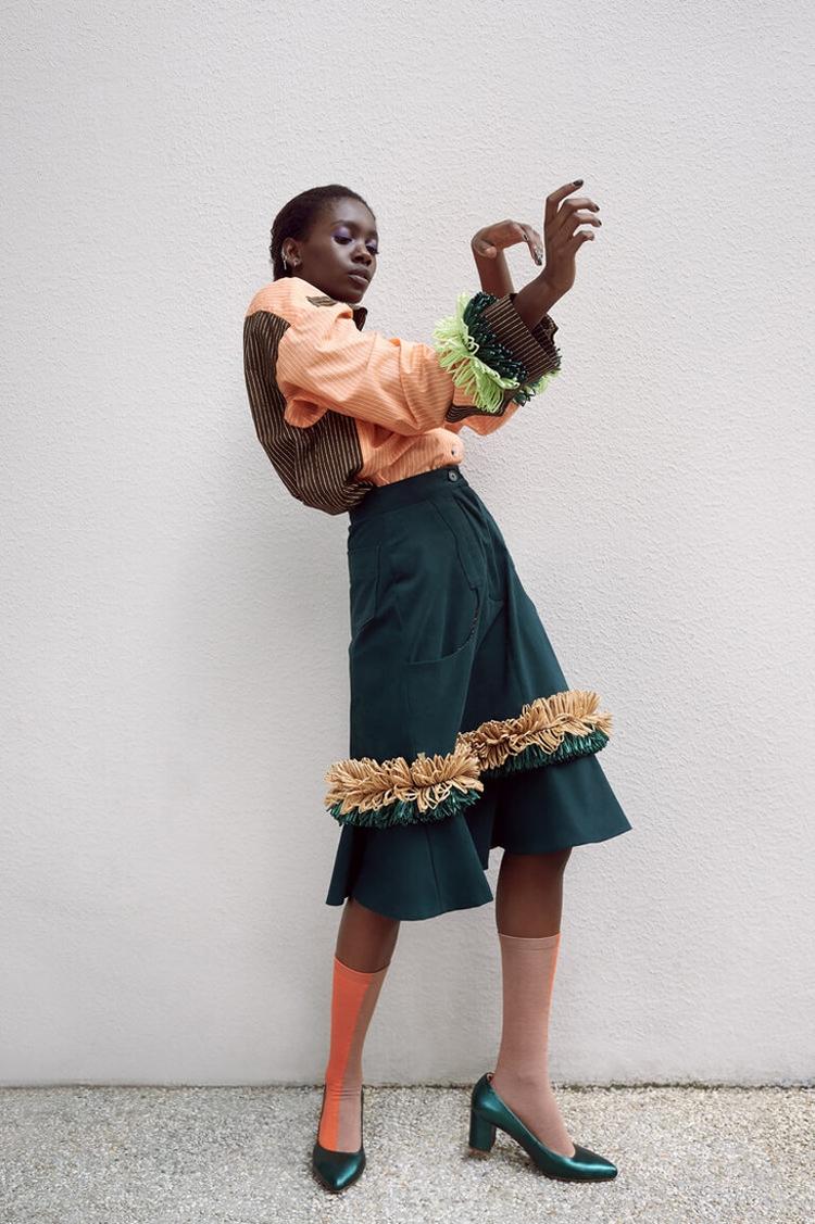 Dose Feel Good Fashion, Check M - thecoolhour | ello