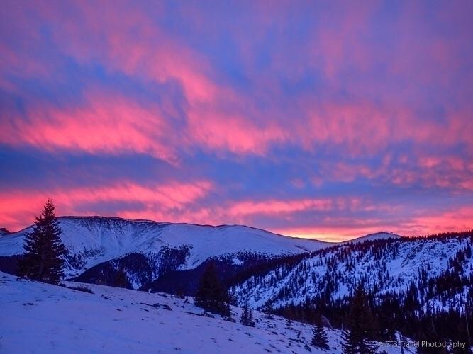 sunrise, rockymountains, winterpark - etbtravelphotography | ello