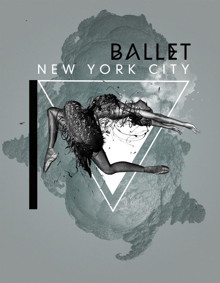 Ballet NastPlas - NewYork, art, 3d - nastplas | ello