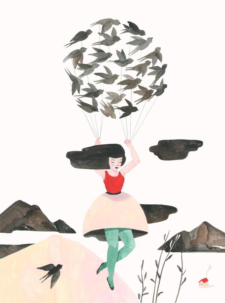 Jenny Ronen artist illustrator  - jennyronen | ello