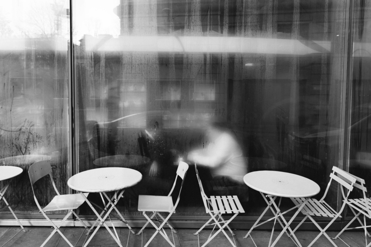 Figures - london, photography, blackandwhite - domreess | ello