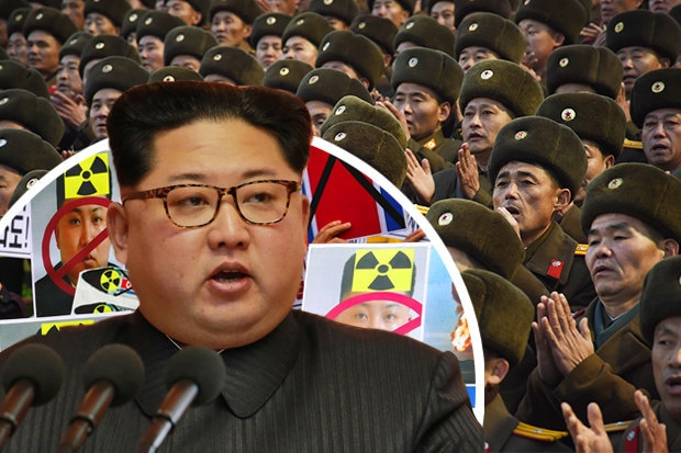 Purge en Corée du Nord Kim « ex - charenau | ello