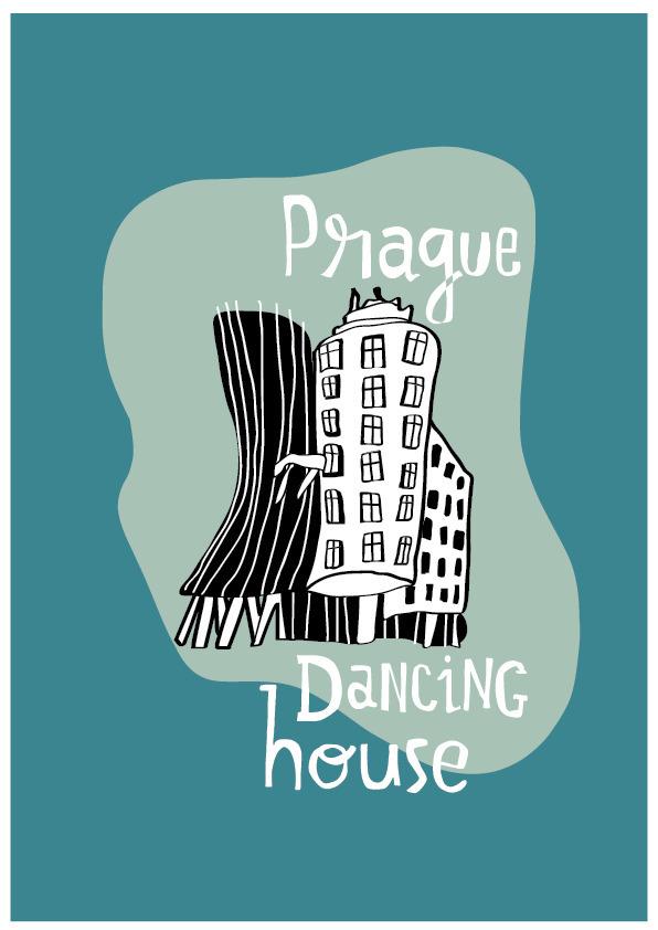 Prague Dancing House - gehry, architecture - siralobo | ello
