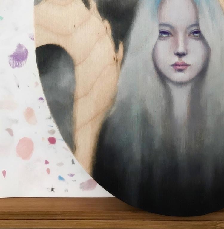 sees ~ Painting oils alla prima - carolinaseth | ello