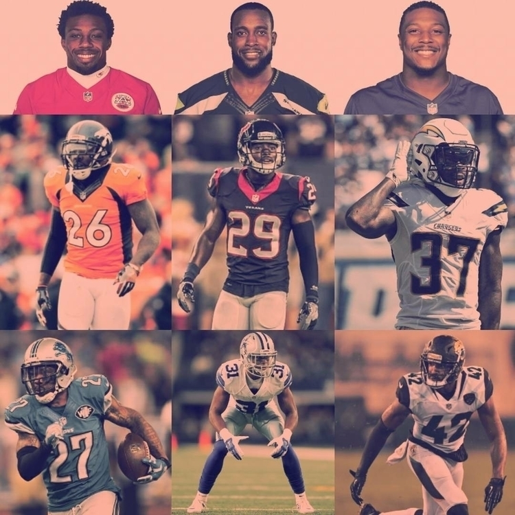 Defensive Safeties NFL talents  - coolfreedude | ello