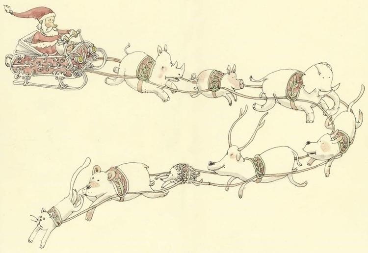 happy Christmas - mattiasadolfsson | ello