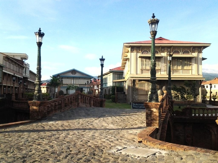 Manila Spanish rule stone pavem - penflavor | ello