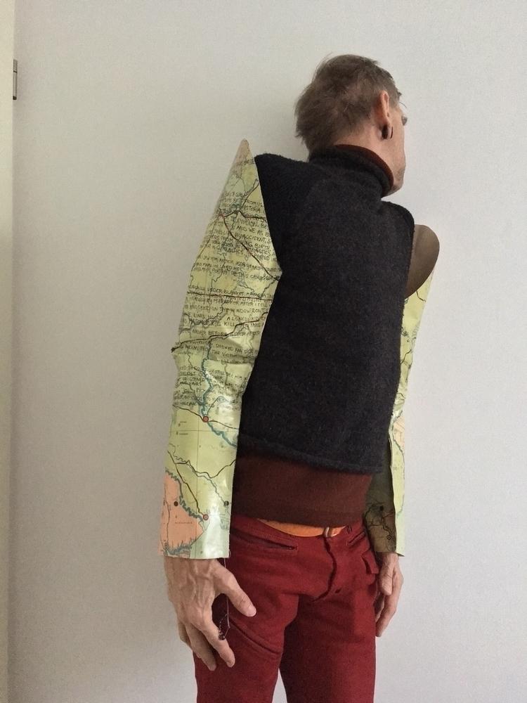 unwritten world - map, mapping, project - soek_madebysoek   ello