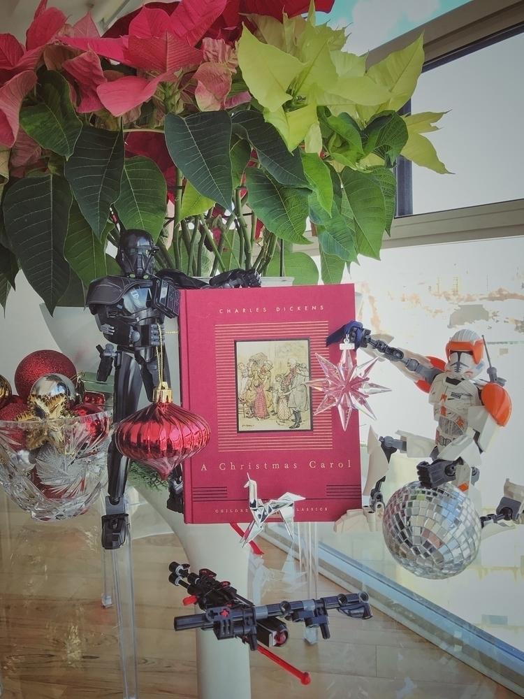 Wishing peace galaxy Christmas - jamesanok   ello