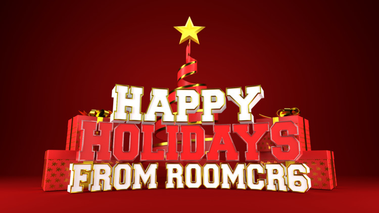 Happy Holidays - cinema4d, design - hashmukh | ello