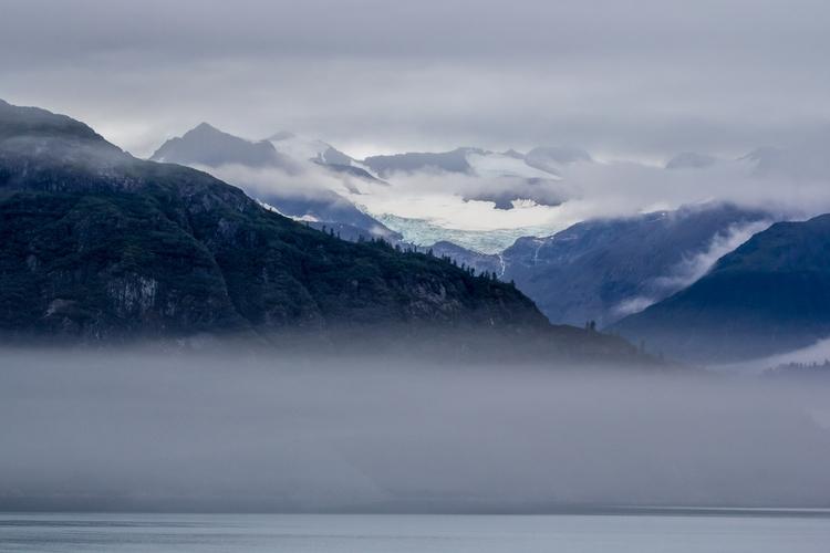 Misty Morning Mountains Fog env - mattgharvey | ello
