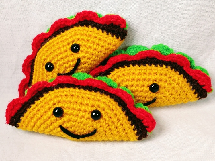 Happy Taco Tuesday 2017. hope c - miniaturemonkeycreations | ello